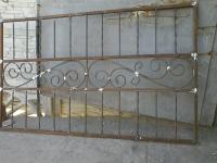 забор метал14