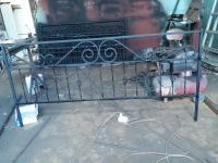 забор метал18