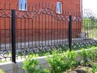забор метал4